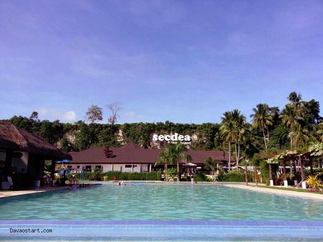 Secdea Beach Resort photo, Samal Secdea Resort