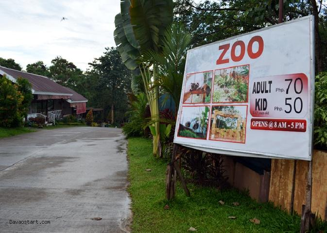 D'Leonor Inland Resort and Adventure Park photo, Zoo at D'Leonor Resort